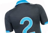 serigrafia - abbigliamento sportivo