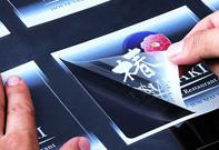 stampa digitale - adesivi